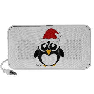 Christmas Penguin Travelling Speaker
