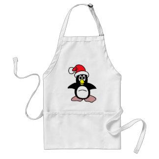 Christmas Penguin Standard Apron