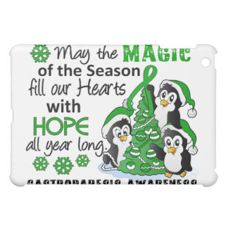 Christmas Penguins Gastroparesis Cover For The iPad Mini