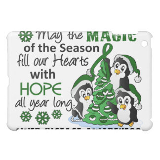 Christmas Penguins Liver Disease Case For The iPad Mini