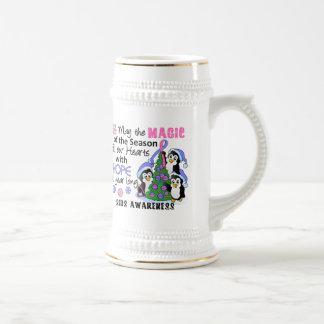 Christmas Penguins SIDS Mug