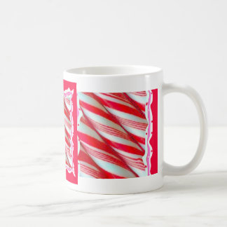 Christmas Peppermint Candy By Sharles Coffee Mugs