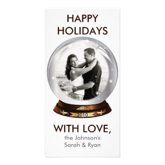 Christmas Personalized Photo Card