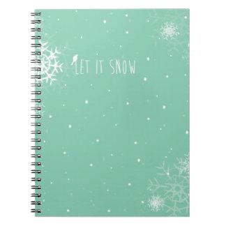 Christmas Photo Album Notebook