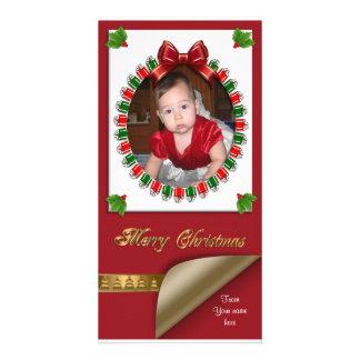 Christmas Photo Card cute