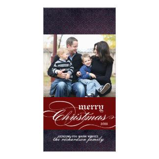 Christmas Photo Cards (4x8)