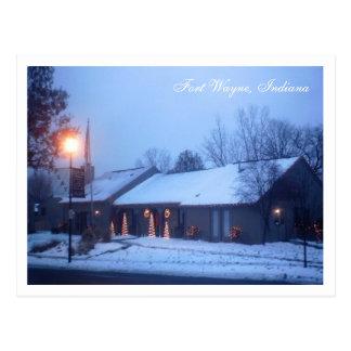 christmas photo postcard - Customized