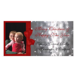 Christmas Photocard Personalized Photo Card
