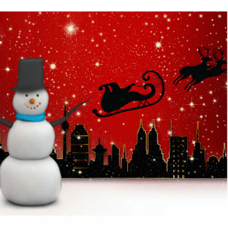 Christmas Acrylic Cut Outs