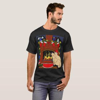 Christmas Pig T-shirt 2