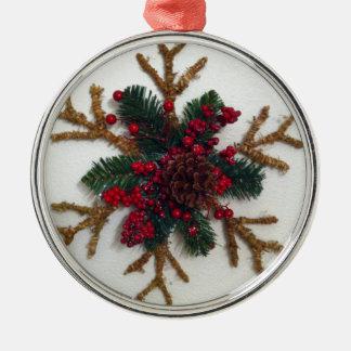 Christmas Pine Cone Decoration Christmas Ornament