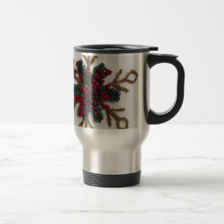 Christmas Pine Cone Decoration Mugs