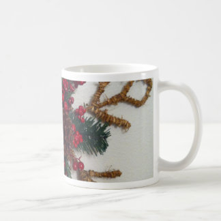 Christmas Pine Cone Decoration Coffee Mug