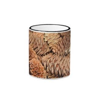 Christmas Pine Cones Mug
