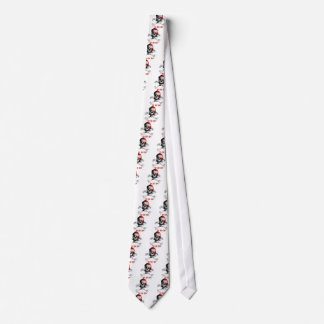 Christmas Pirate Tie