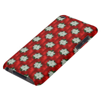 Christmas Poinsettia Case-Mate iPod Touch Case