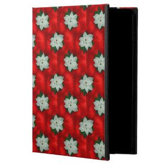 Christmas Poinsettia Powis iPad Air 2 Case