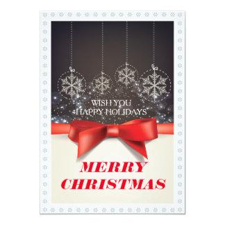 Christmas Postcard 13 Cm X 18 Cm Invitation Card