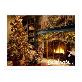 Christmas Postcard (TEMPLATE)