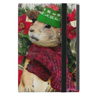 Christmas  Prairie Dog Case For iPad Mini