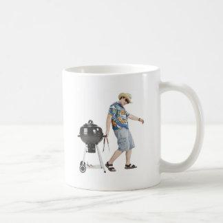 Christmas Present For A Dad Basic White Mug