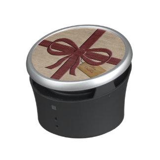 Christmas Present Bluetooth Speaker