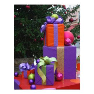 Christmas Presents Custom Flyer