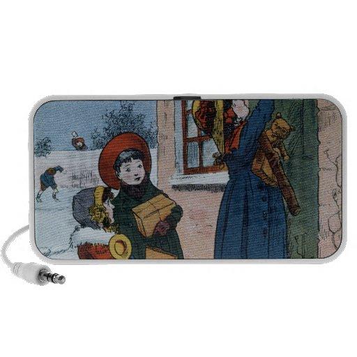 Christmas Presents Travel Speaker