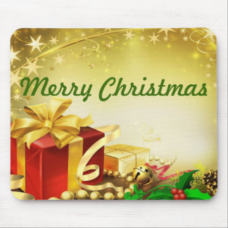 Christmas Products Mouse Pad