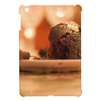 Christmas pudding iPad mini covers
