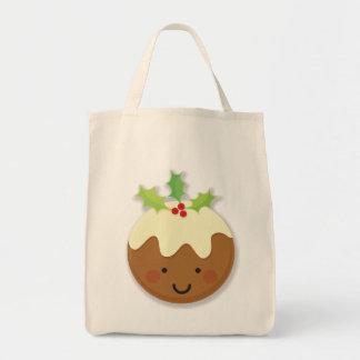 Christmas Pudding White