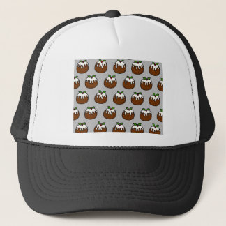 Christmas Puddings Trucker Hat