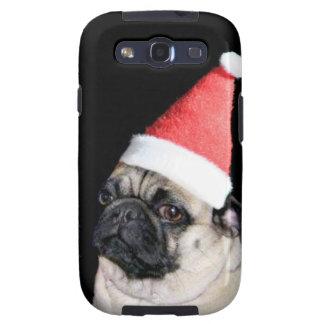 christmas pug galaxy SIII cover