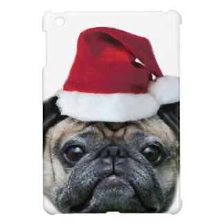 Christmas Pug dog iPad Mini Cases