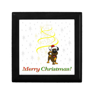 Christmas Pups Gift Box