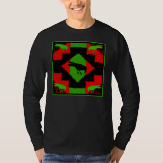 Christmas Raven Blanket Top