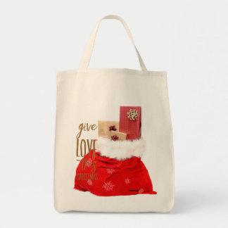 Christmas Re-useable Shopping Bag