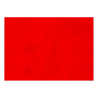 Christmas Red Bright Parchment Color Template Pack Of Chubby Business Cards