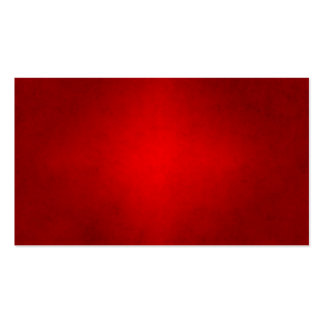 Christmas Red Crimson Parchment Gradient Template Pack Of Standard Business Cards