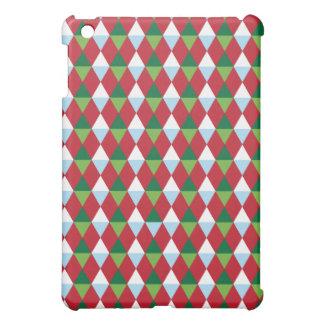 Christmas Red iPad Mini Covers