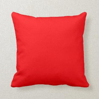 Christmas Red Velvet Throw Pillow
