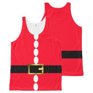 Christmas regatta All-Over print singlet