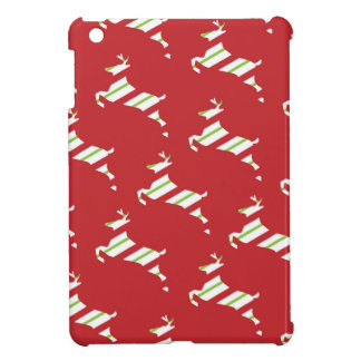 Christmas Reindeer iPad Mini Cases