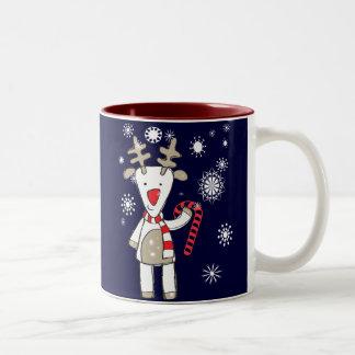 Christmas Reindeer Mug