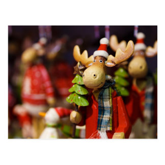 Christmas Reindeer Post Cards