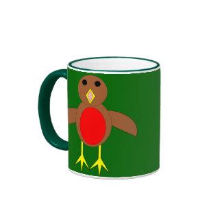 Christmas Robin Mug