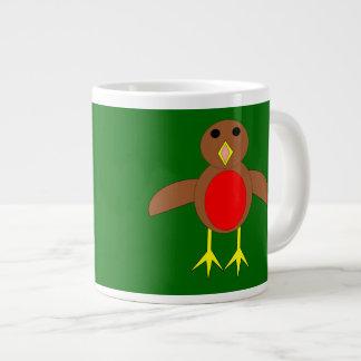 Christmas Robin Mug Extra Large Mug