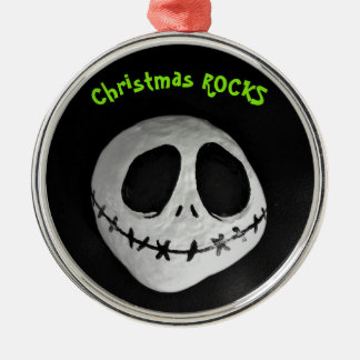 Christmas ROCKS Ornament