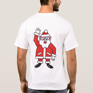 Christmas Santa Claus 02 T-Shirt