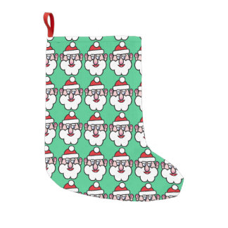 Christmas Santa Claus 0.8.2 Small Christmas Stocking